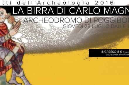 La birra di Carlo Magno